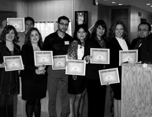 Class of 2011 CelebrationCelebracion de Clase del 2011