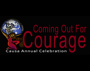 Coming Out For Courage