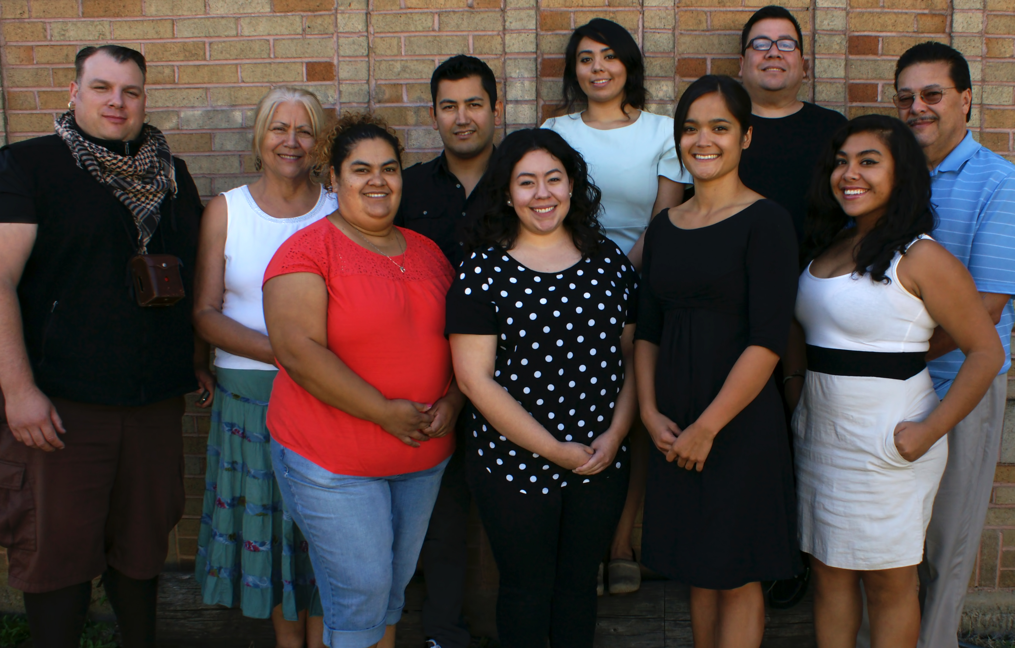 Causa Staff September 2014